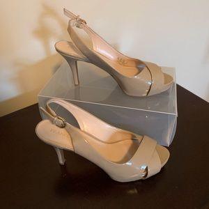 Ladies high heels shoes